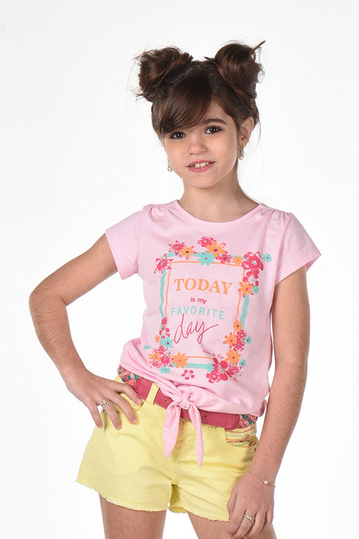 Blusa de Malha com Silk e Termocolantes