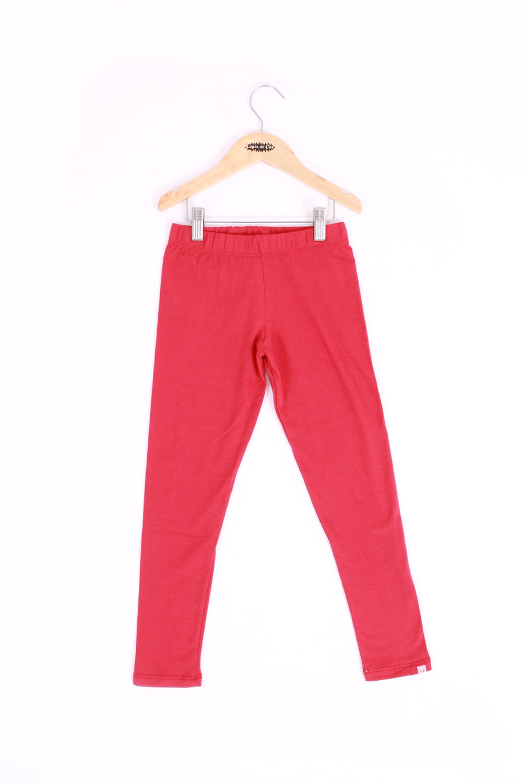 Calça legging infantil em cotton