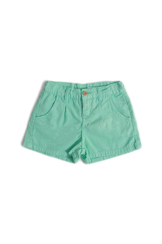 Short Color com cintura ajustável
