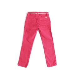 Calça sarja color alfaiataria