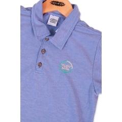 Camisa Polo Infantil Vintage